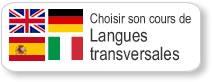 Comment choisir un module de langues transversales ?